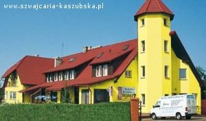 Hotel ** Janta Dziemiany