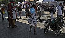 Jarmark Dominikański 2012_ośmiornica