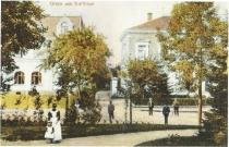 Szwajcaria Kaszubska na starych pocztówkach-6