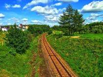 Koleją na Kaszuby