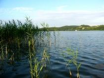 jezioro Kłodno w Chmielnie