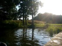 Jezioro Kłodno, Chmielonko