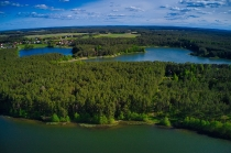 Jezioro Długie w Węsiorach-10