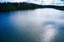 Jezioro Długie w Węsiorach-1