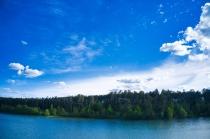 Jezioro Długie w Węsiorach-4