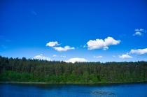 Jezioro Długie w Węsiorach-7