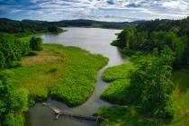 Jezioro Trzebno-2