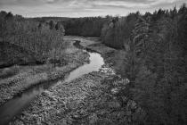 Rzeka Radunia-7