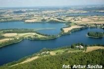 Chmielno jeziora Rekowo i Białe