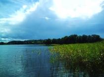 jezioro Kłodno, Chmielno
