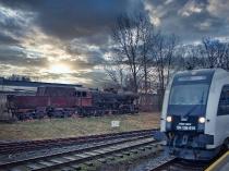 Infrastruktura Kolejowa w Kartuzach-1