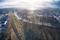 Infrastruktura Kolejowa w Kartuzach-3