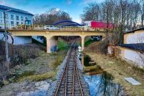 Infrastruktura Kolejowa w Kartuzach-4