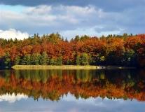 Kartuzy - Jeziora Klasztorne - jesien_10