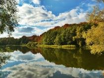 Kartuzy - Jeziora Klasztorne - jesien_11