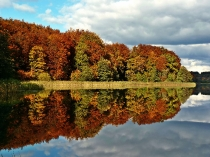 Kartuzy - Jeziora Klasztorne - jesien_19