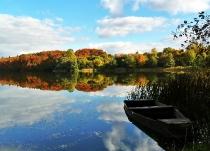 Kartuzy - Jeziora Klasztorne - jesien_20