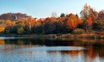 Kartuzy - Jeziora Klasztorne - jesien_21