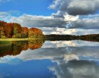 Kartuzy - Jeziora Klasztorne - jesien_25