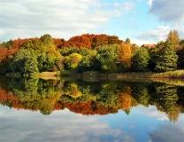 Kartuzy - Jeziora Klasztorne - jesien_28