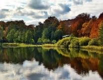Kartuzy - Jeziora Klasztorne - jesien_2
