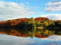 Kartuzy - Jeziora Klasztorne - jesien_30