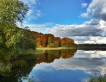Kartuzy - Jeziora Klasztorne - jesien_3