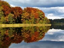 Kartuzy - Jeziora Klasztorne - jesien_5