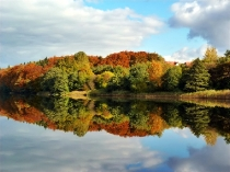 Kartuzy - Jeziora Klasztorne - jesien_6
