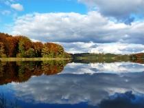 Kartuzy - Jeziora Klasztorne - jesien_7