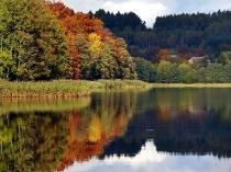 Kartuzy - Jeziora Klasztorne - jesien_8