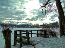 nad Jeziorem Klasztornym