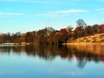 Wiosna w Kartuzach Jezioro Klasztorne Duze i Male_14
