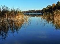 Wiosna w Kartuzach Jezioro Klasztorne Duze i Male_1