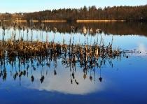 Wiosna w Kartuzach Jezioro Klasztorne Duze i Male_4