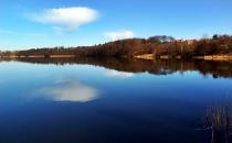 Wiosna w Kartuzach Jezioro Klasztorne Duze i Male_6