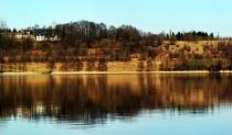 Wiosna w Kartuzach Jezioro Klasztorne Duze i Male_9