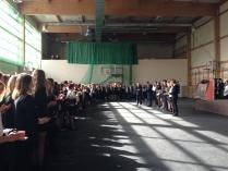 Ślubowanie uczniów I klas-3