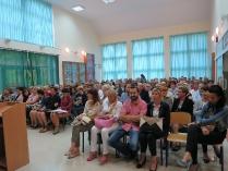 Spotkanie rodziców uczniów pierwszych klas-2