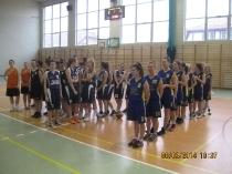 Licealiada dziewcząt w koszykówce-1