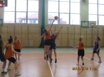 Licealiada dziewcząt w koszykówce-2