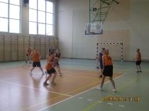 Licealiada dziewcząt w koszykówce-3