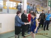 Licealiada dziewcząt w koszykówce-4