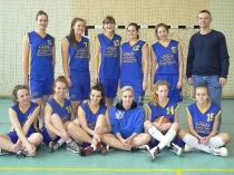 Licealiada dziewcząt w koszykówce-5