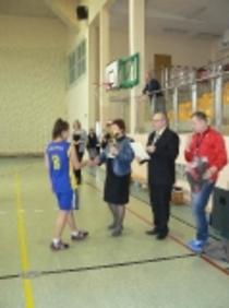 Licealiada dziewcząt w koszykówce-6