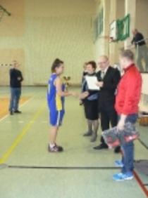 Licealiada dziewcząt w koszykówce-7