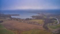 Lampa widok na jezioro Kłodno-3