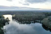 Sianowo Leśne widok z lotu ptaka-4