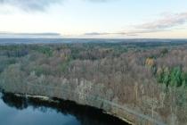 Sianowo Leśne widok z lotu ptaka-5