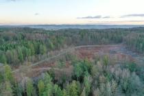 Sianowo Leśne widok z lotu ptaka-6